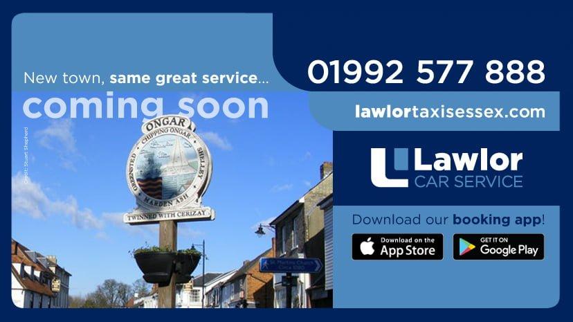 Lawlors Taxi Ongar