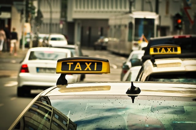 Taxi Epping